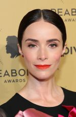 ABIGAIL SPENCER at 74th Annual Peabody Awards in New York