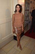 ABIGAIL SPENCER at Thewarp's 2015 Emmy Party in West Hollywood