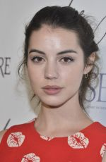 ADELAIDE KANE at Le Jardin Opening in Hollywood