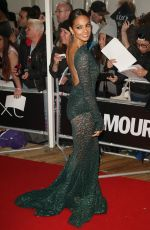 ALESHA DIXON at Glamour Women of the Year Awards in London