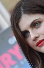 ALEXANDRA DADDARIO at Burying the Ex Premiere in Hollywood