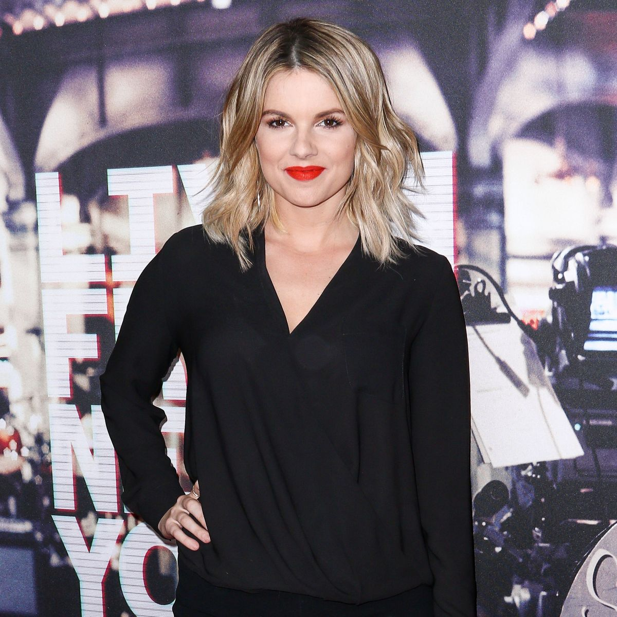 ALI FEDOTOWSKY at Live from New York! Premiere in Los Angeles