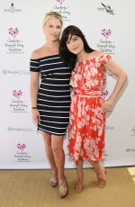 ALI LARTER at Charlotte & Gwenyth Gray Foundation Tea Party in Brentwood