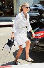 ALI LARTER Out and About in Los Angeles 06/05/2015