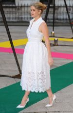 ALICE EVE at Royal Academy of Arts Summer Exhibtion in London