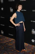 ALISON SUDOL at Band of Robbers Screening at 2015 LA Film Festival
