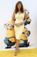 ALLISON JANNEY at Minions Premiere in Los Angeles