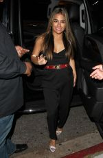ALLY BROOKE at The Nice Guy in Los Angeles 06/25/2015