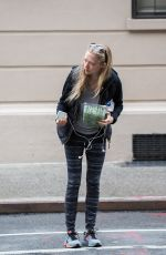 AMANDA SEYFRIED Out and About in New York 06/06/2015