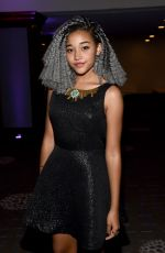 AMANDLA STENBERG at Women in Film 2015 Crystal+Lucy Awards in Century City