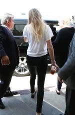 AMBER HEARD at Los Angeles International Airport 06/24/2015