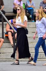 AMBER HEARD at Museum of Natural History in New York 06/23/2015