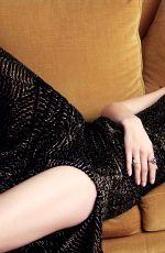 AMBER HEARD in Elle Magazine, July 2015 Issue