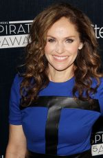 AMY BRENNEMAN at Step Up 12th Annual Inspiration Awards in Beverly Hills