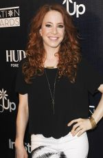 AMY DAVIDSON at Step Up Women's Inspiration Awards in Beverly Hills