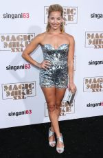 AMY PAFFRATH at Magic Mike XXL Premiere in Hollywood