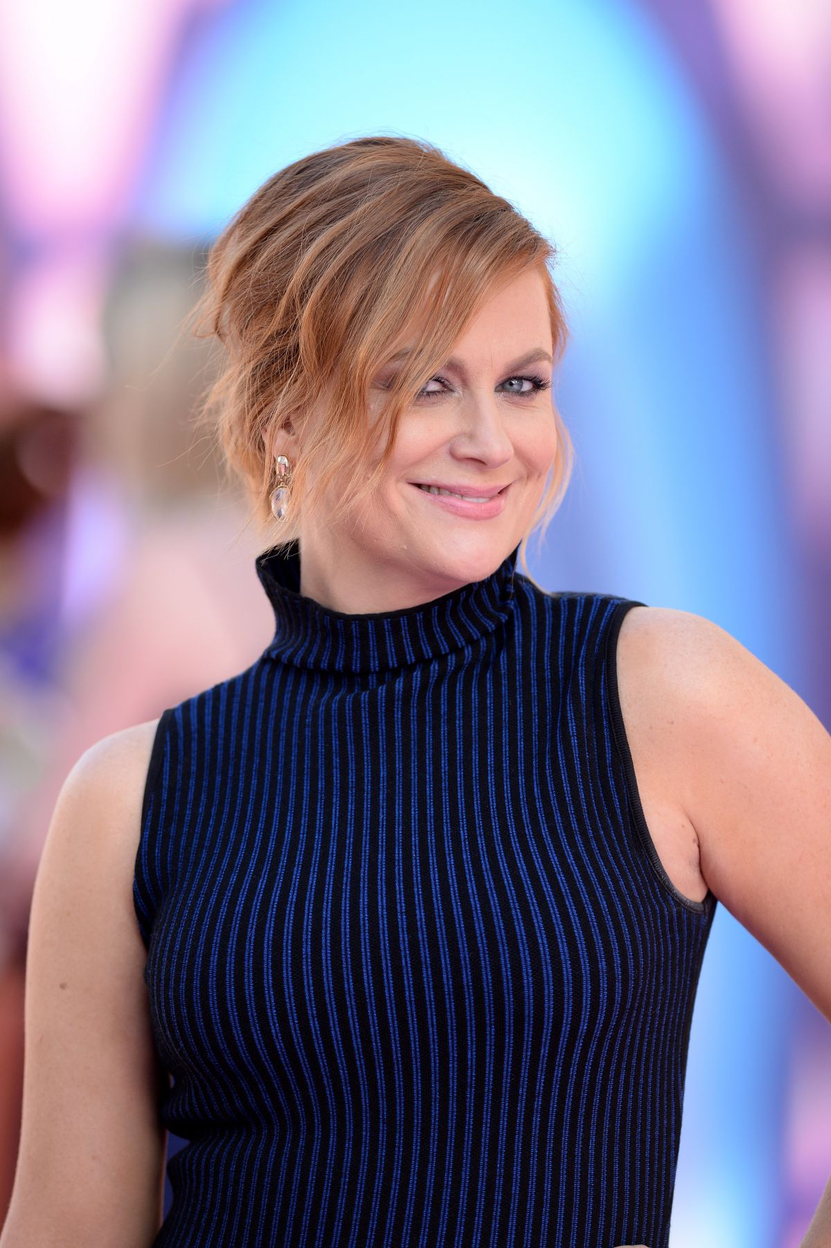 AMY POEHLER at Inside Out Premiere in Hollywood ...