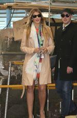 AMY WILLERTON at ITV Studios in London 06/11/2015