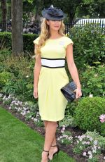 AMY WILLERTON at Royal Ascot 2015 Ladies Day in Berkshire