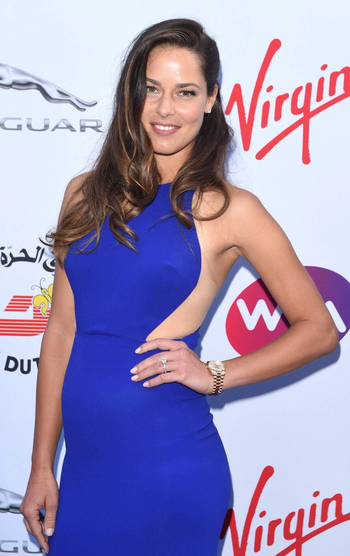 ANA IVANOVIC at WTA Pre-Wimbledon Party in London ...