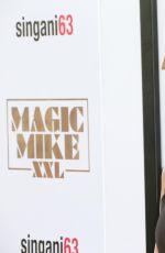 ANDIE MACDOWELL at Magic Mike XXL Premiere in Burbank