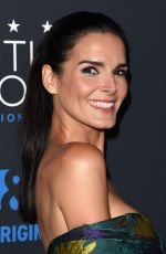 ANGIE HARMON at 5th Annual Critics Choice Television Awards in Beverly Hills