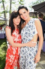 ANGIE HARMON at Charlotte & Gwenyth Gray Foundation Tea Party in Brentwood