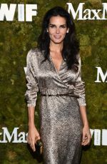 ANGIE HARMON at Max Mara Women in Film Face of the Future Award in Hollywood