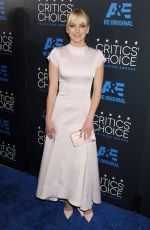 ANNA FARIS at 5th Annual Critics Choice Television Awards in Beverly Hills