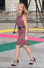 ANNABELLE WALLIS at Royal Academy of Arts Summer Exhibition in London