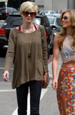 ANNALYNNEMCCORD Out and About in Beverly Hills 06/13/2015