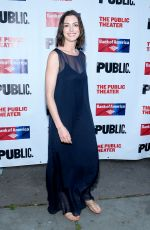 ANNE HATHAWAY at Public Theater