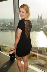 ANNICA HANSEN at Pre Golf Party at 7 Golf Charity Cup in Cologne