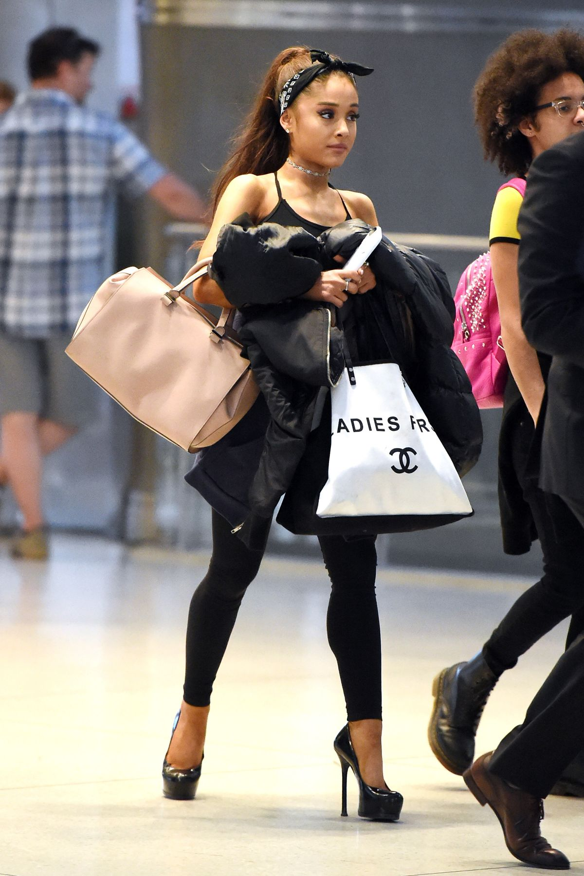 Ariana Grande Height With Heels Ariana Grande Songs
