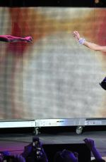 ARIANA GRANDE Performs at 29th Annual NYC Pride Dance on the Pier