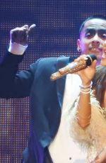 ARIANA GRANDE Performs at Honeymoon Tour in Birmingham