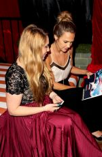 ARIELLE KEBBEL at Longines Masters of Los Angeles Welcoming Event in Hollywood