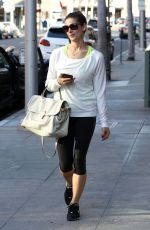 ASHLEY GREENE Out and About in Beverly Hills 06/01/2015