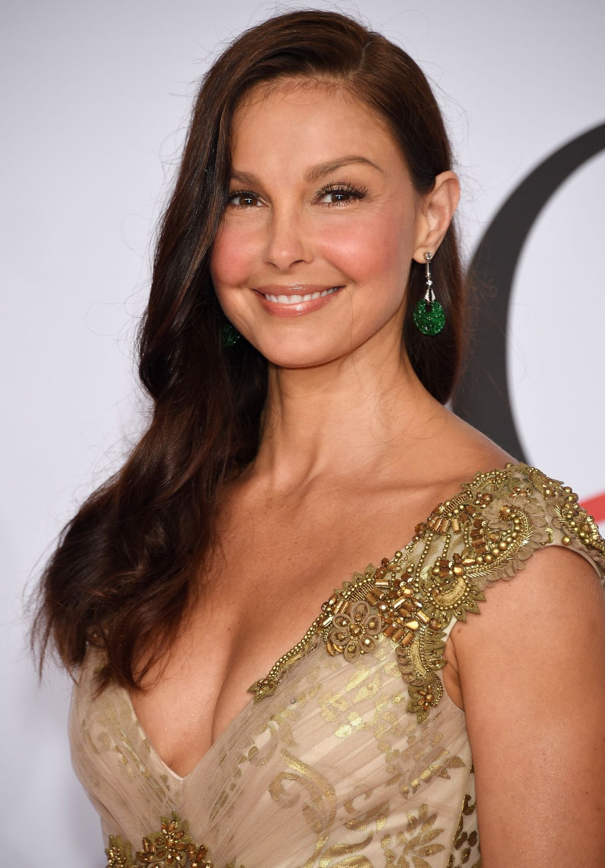 ASHLEY JUDD at CFDA Fashion Awards 2015 in New York ...