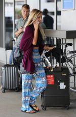 AUDRINA PATRIDGE Arrives at Los Angeles International Airport 06/11/2015