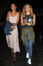 BAR REFAELI Leaves U2 Concert After Party at Chateau Marmont in Los Angeles