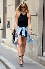 BAR REFAELI Ou and About in Milan 06/11/2015