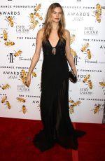 BEHATI PRINSLOO at 2015 Fragrance Foundation Awards in New York