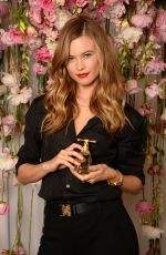BEHATI PRINSLOO at I Am Juicy Couture Fragrance Launch in New York