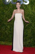 BELLA HADID at 2015 Tony Awards in New York