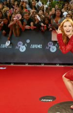 BELLA THORNE at 2015 MuchMusic Video Awards in Toronto