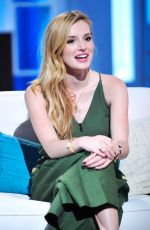 BELLA THORNE at Boris and Nicole Show in Los Angeles 06/29/2015