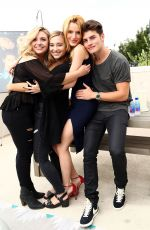 BELLA THORNE at Perfect High Premiere and Periscope Party in Los Angeles