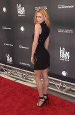BELLA THORNE at Scream Premiere at LA Film Festival