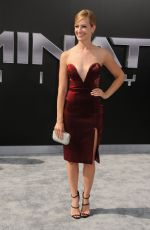 BETH BEHRS at Terminator: Genisys Premiere in Hollywood